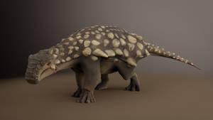 Nodosaurus full render by wildman1411
