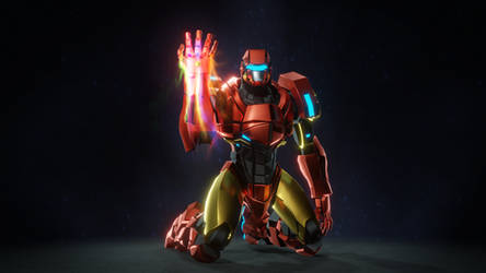 I love you 3000 / Iron Man tribute