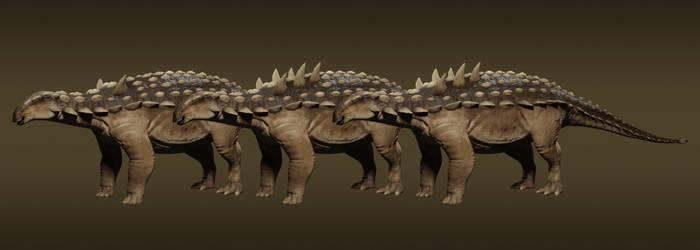 Tianchisaurus / Variants / Prehistoric Fury