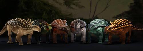 Tianchisaurus / The Gang / Prehistoric Fury by wildman1411