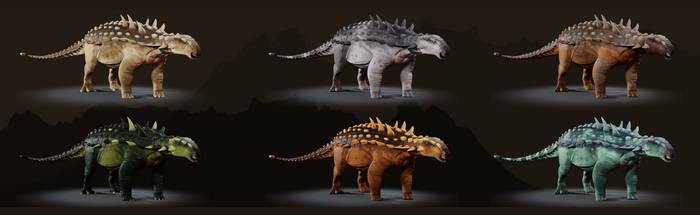 Tianchisaurus / Skins / Prehistoric Fury by wildman1411