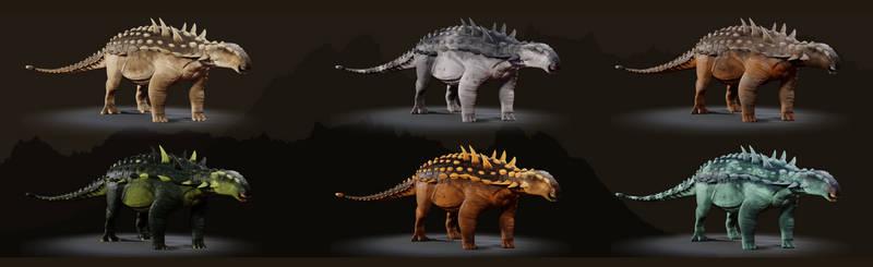 Tianchisaurus / Skins / Prehistoric Fury