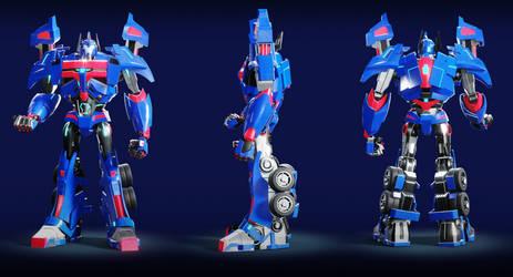 Ultra Magnus / Details / Transformers Prime