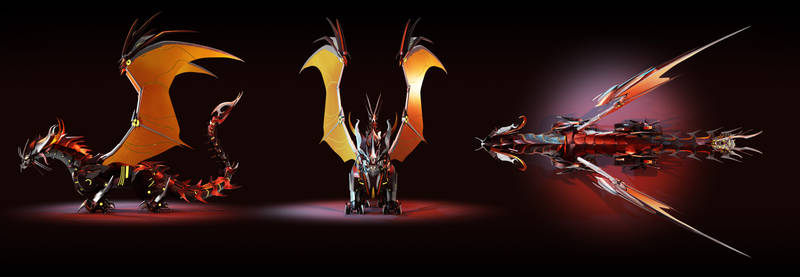 Predaking details / Transformers Prime