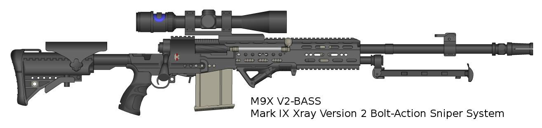 TP SRd. M9X V2-BASS (PMG) by JakezuGD