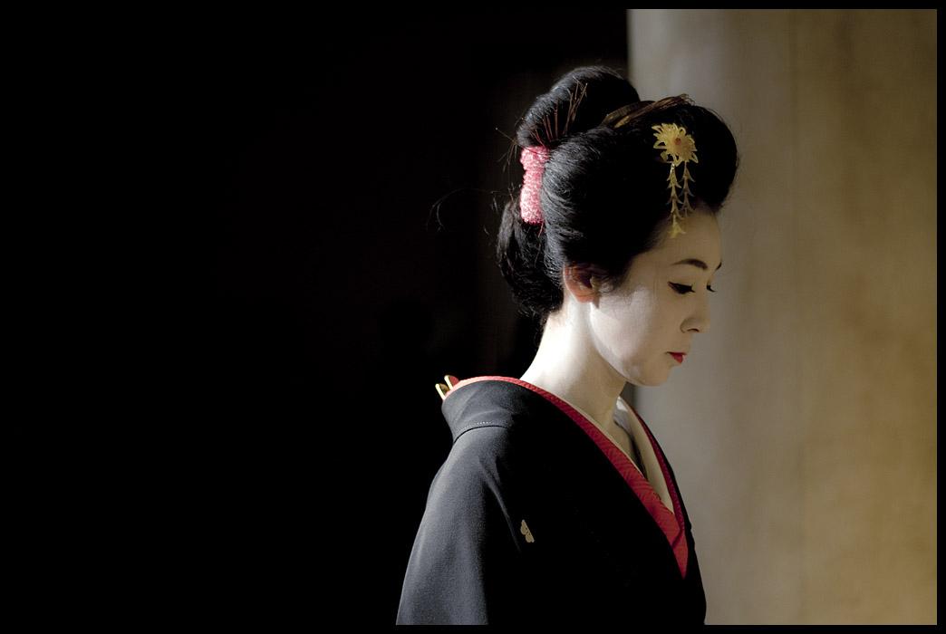 Geisha 001 by echomrg