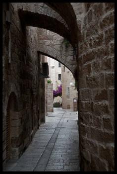 Jerusalem - Alley 2