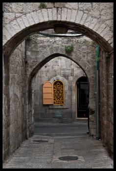 Jerusalem - Alley 3
