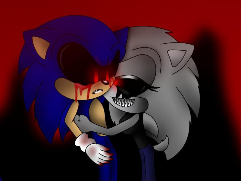 Happy Birthday Sonic Exe By Emilythehedgehog1000 On Deviantart