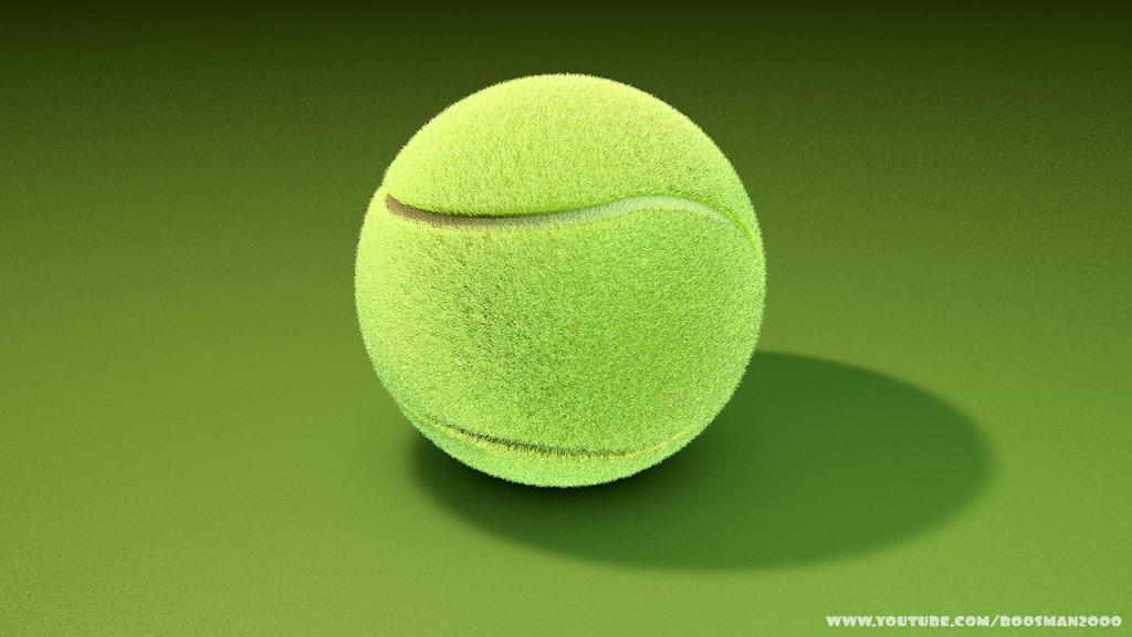 Cinema 4D - Tennis Ball by Boosman on DeviantArt
