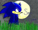 Sonic teh Werehog