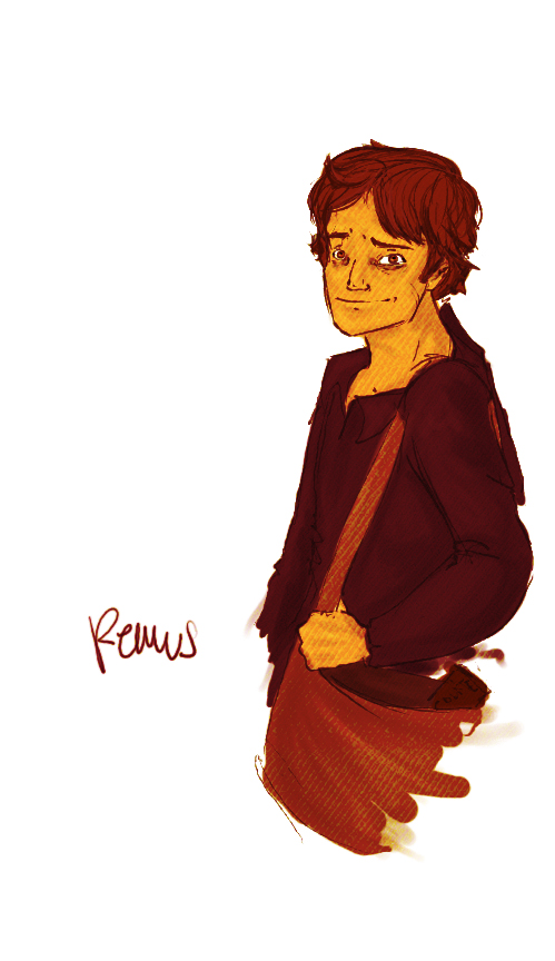 Remus Lupin by MioneBookworm