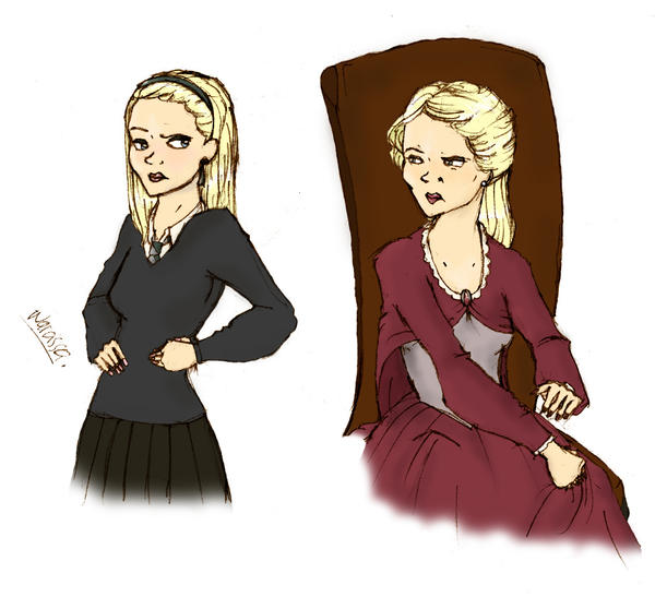 Narcissa Black by MioneBookworm on DeviantArt