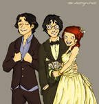 The Potter Wedding