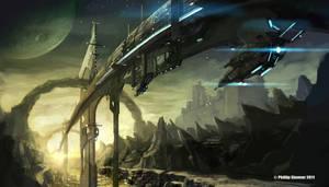 Alien railway