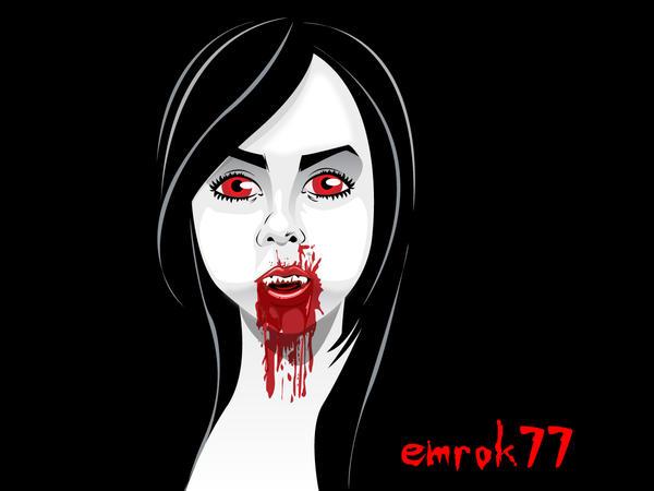 vampira by EmanuelMacias
