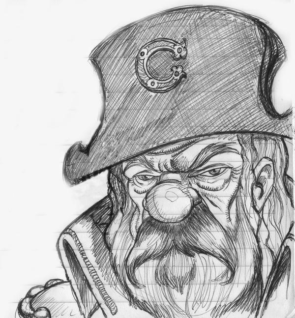the capitan by EmanuelMacias