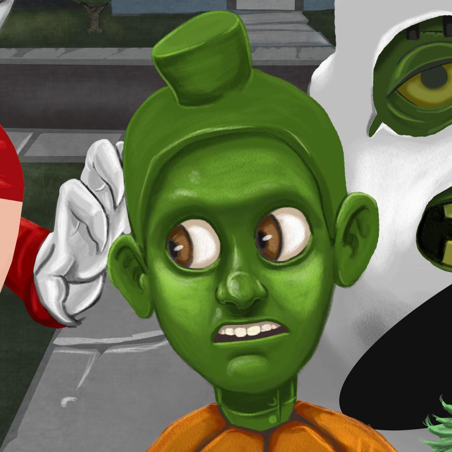 Halloween print preview by EmanuelMacias