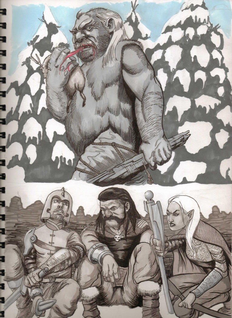 Shhhh Giants by EmanuelMacias