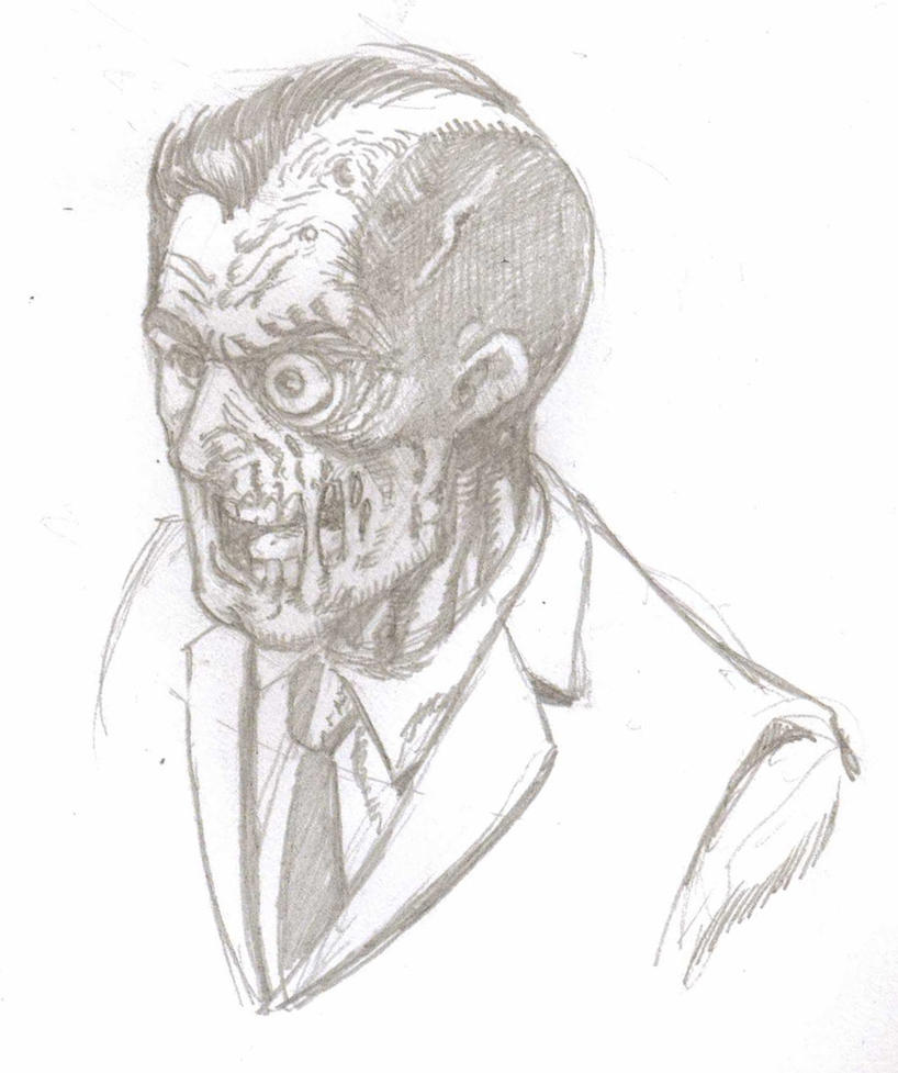 Two Face 2 by EmanuelMacias