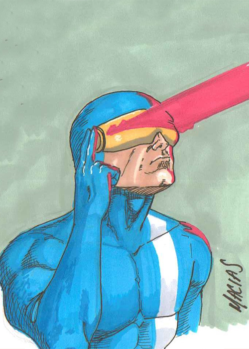 Cyclops by EmanuelMacias