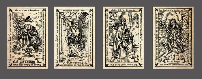 Saints for the Undead