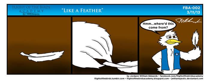 FBA - Like a Feather