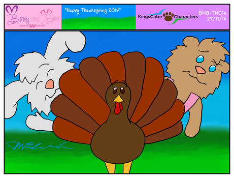 BnB - Happy Thanksgiving 2014