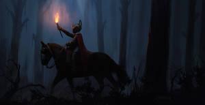 Knight - Lost by surendrarajawat