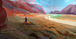 Forgotten valley by surendrarajawat
