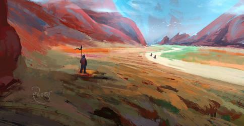 Forgotten valley