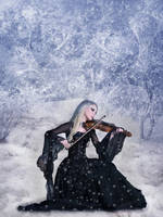Winter melody by Noir1001