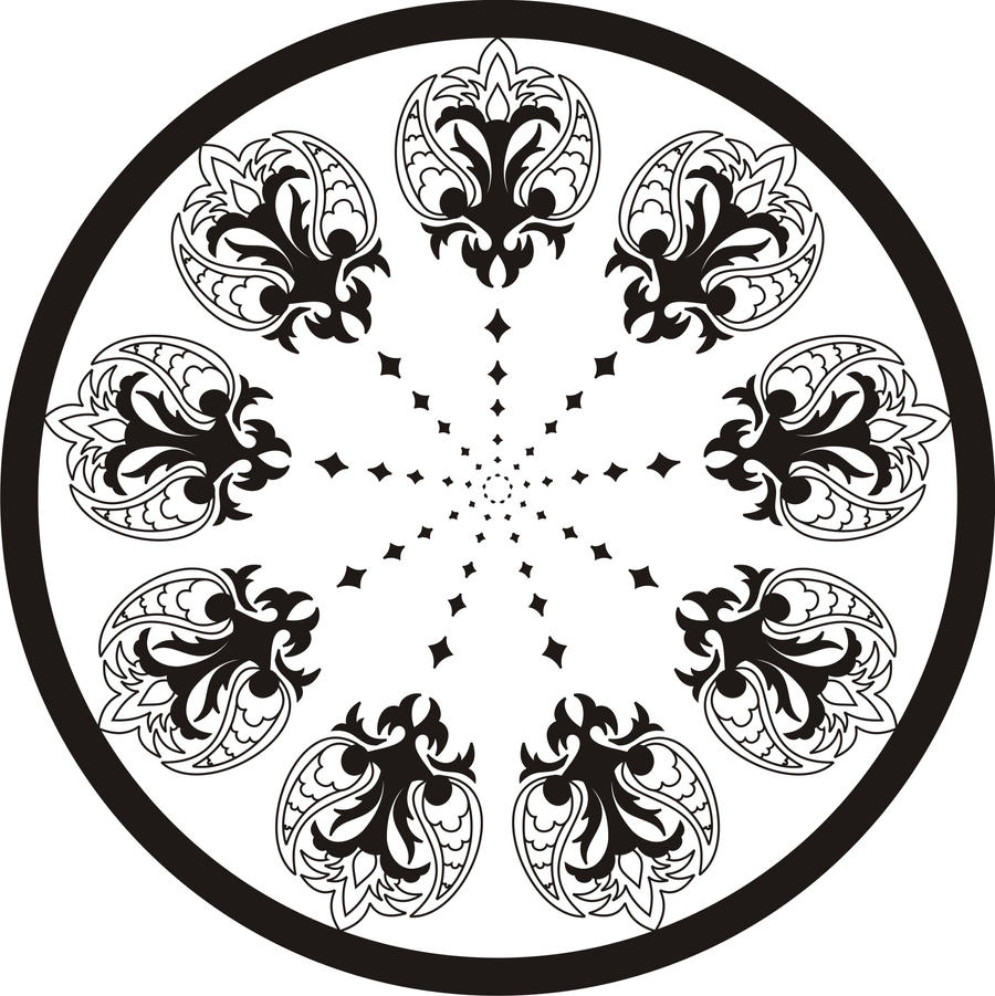 pattern 01 by B0RTECENE