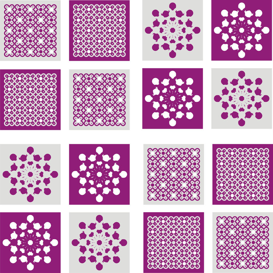 Pattern 11 by B0RTECENE