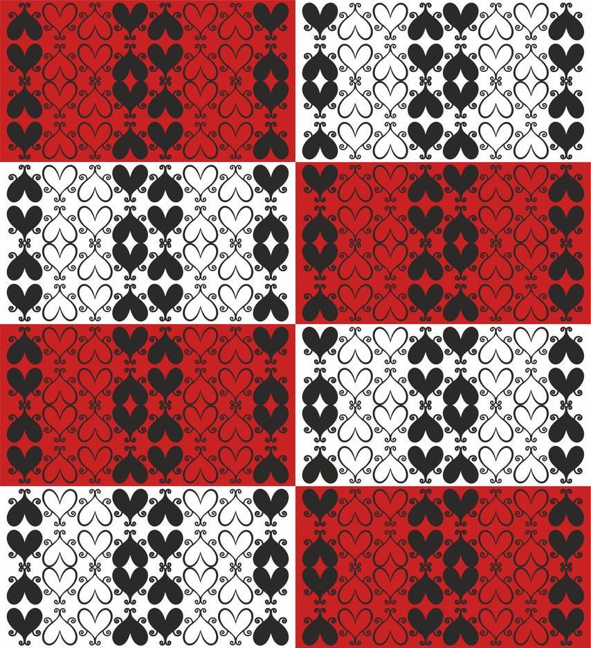 Pattern 24 by B0RTECENE
