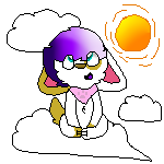 .:pixel Sun:. by Babedoge