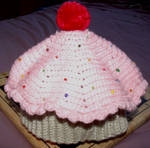Cup Cake Hat