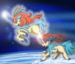 THE LEGEND OF KELDEO