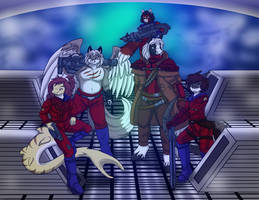 Furry Galaxy Guardians