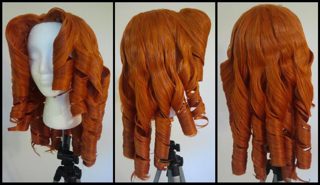 Commission: Juri Arisugawa Wig by Antiquity-Dreams