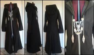 Commission: Organization XIII Coat