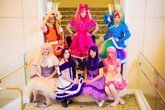 My Little Pony Lolita Themed Group