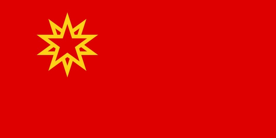 New flag of the Union State by FinnishEcoSocialist