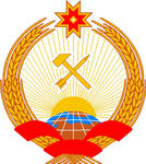 Peoples Republic of Finland (coat of arms)