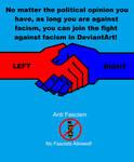 Anti Fascism propaganda 1