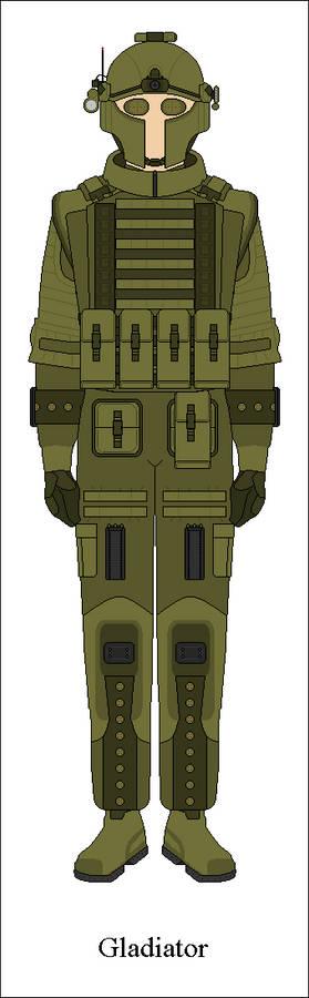Project Gladiator V1
