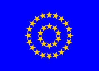Greater EU flag