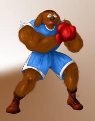 Sesame Street Fighter: Baldog