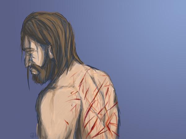 Man Of Sorrows by gavacho13