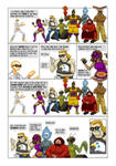 Obscurity Fighter Web Comic - Comic # 1